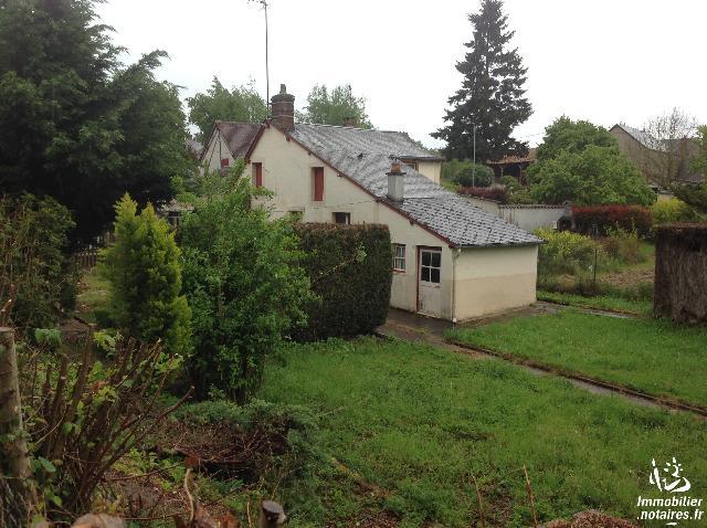 Vente - Maison / villa - CONCRESSAULT - 48 m² - 3 pièces - 18049100517