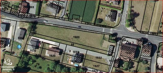 Vente Notariale Interactive - Terrain à bâtir - Saint-Pierre-en-Faucigny - 2565.00m² - Ref : 180269iii008