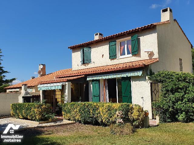 Vente Notariale Interactive - Maison - Marseille 13e Arrondissement - 87.0m² - 5 pièces - Ref : 210906III027