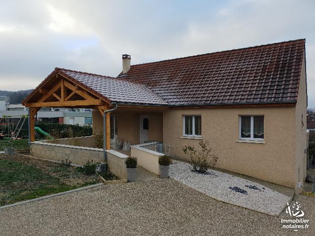 Vente - Maison - Bligny-sur-Ouche - 160.00m² - 6 pièces - Ref : BLIGOS
