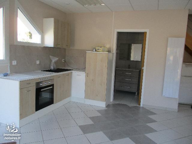 Location - Maison - Gilly-lès-Cîteaux - 47.0m² - 2 pièces - Ref : BRU/GIL