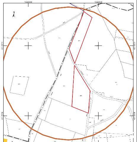 Vente aux Enchères - Terrain agricole - Marsaneix - 9494.00m² - Ref : 170533VAE031