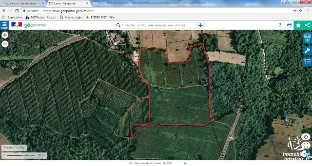 Vente aux Enchères - Terrain agricole - Marsaneix - 63639.00m² - Ref : 170533vae028