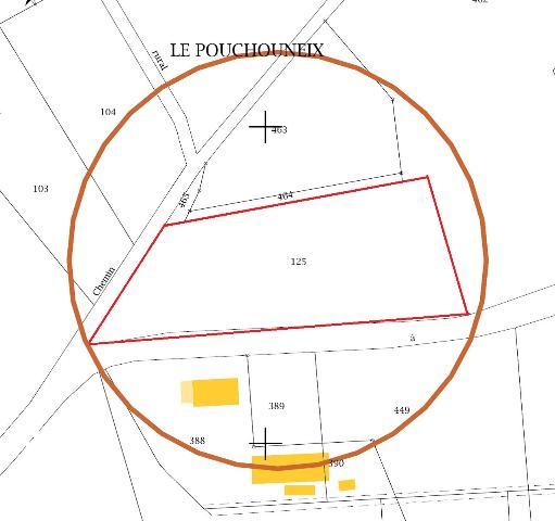 Vente aux Enchères - Terrain agricole - Marsaneix - 3901.00m² - Ref : 170533vae024