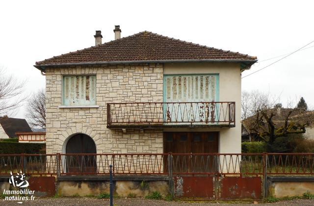 Vente aux Enchères - Maison - Terrasson-Lavilledieu - 118.00m² - 4 pièces - Ref : 180233vae008