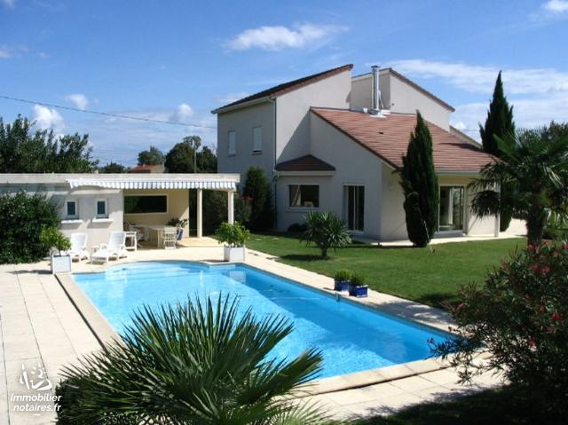 Vente - Maison - Soyons - 200.00m² - 7 pièces - Ref : PR431J