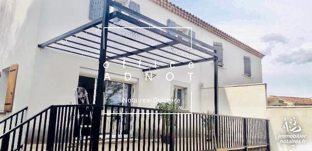 Vente - Maison - Bollène - 105.00m² - 4 pièces - Ref : 20200202