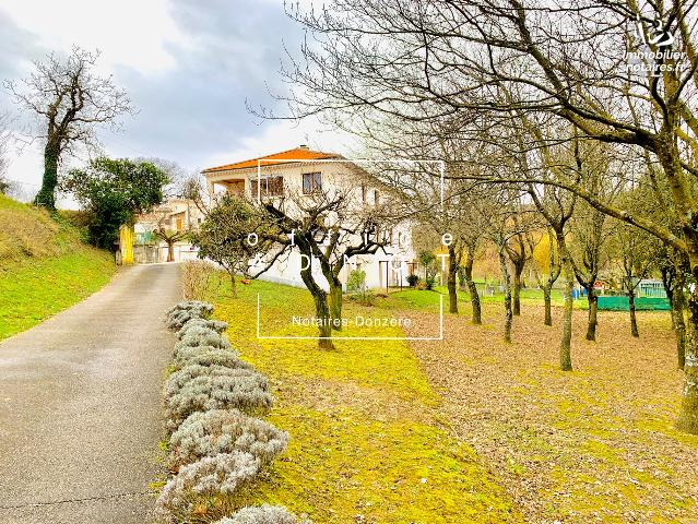 Vente - Maison - Teil - 125.00m² - 6 pièces - Ref : 20200705