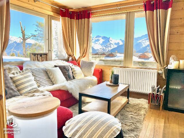 Vente - Appartement - Courchevel - 41.1m² - 2 pièces - Ref : 20210201