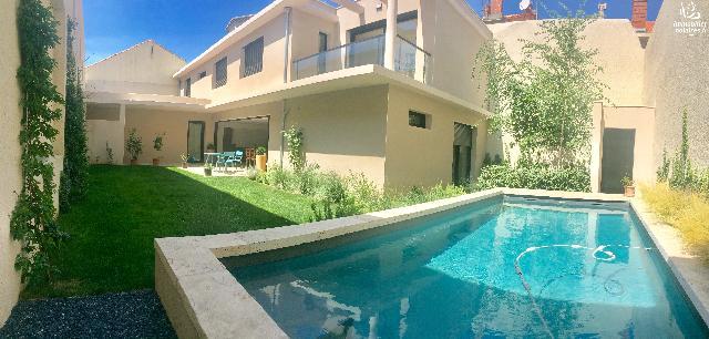 Vente - Maison / villa - MONTELIMAR - 190 m² - 6 pièces - 201702002
