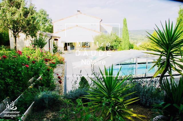 Vente - Maison - Saint-Montan - 183.00m² - 5 pièces - Ref : 201811001