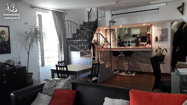 Vente - Appartement - Voulte-sur-Rhône - 64.43m² - 3 pièces - Ref : M203
