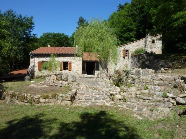 Vente - Maison - Boucieu-le-Roi - 102.00m² - 5 pièces - Ref : M0055
