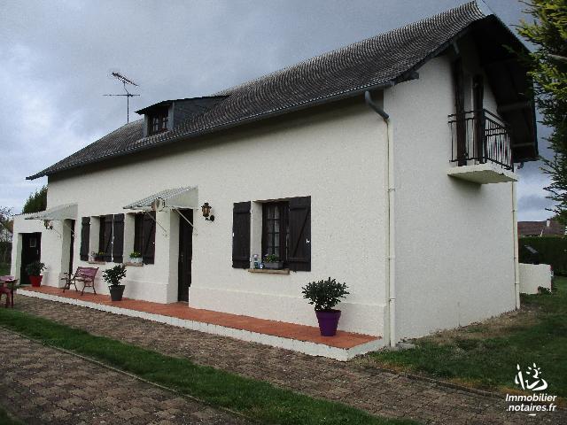 Vente - Maison / villa - HUEST - 142 m² - 7 pièces - 00290