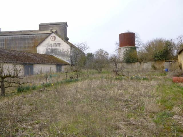 Vente - Terrain agricole - Illiers-Combray - 1054.00m² - Ref : ILL304