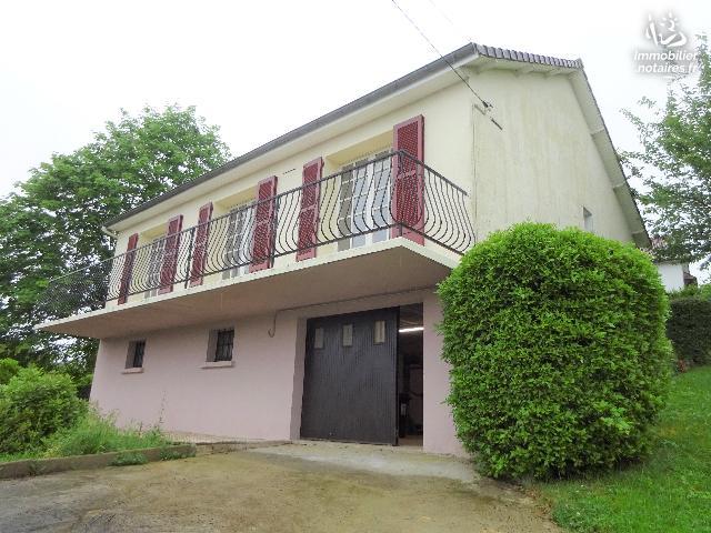 Location - Maison - Nogent-le-Rotrou - 72.00m² - 3 pièces - Ref : LOC NOG 271