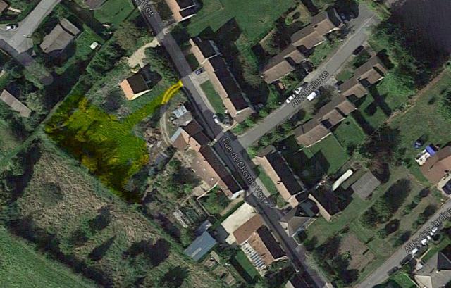 Vente - Terrain à bâtir - Saintigny - 1014.0m² - Ref : DUB.01