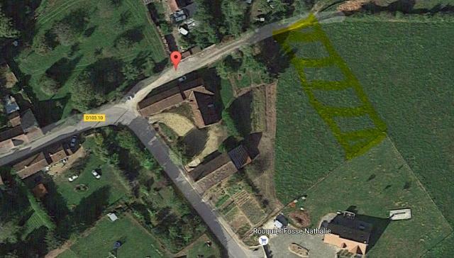 Vente - Terrain à bâtir - Saintigny - 1149.00m² - Ref : FEZ.01