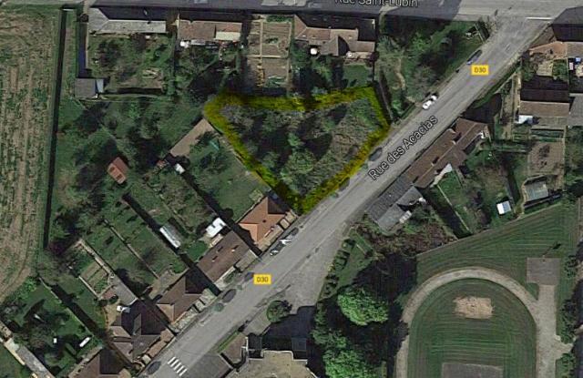 Vente - Terrain à bâtir - Chassant - 1070.0m² - Ref : BET