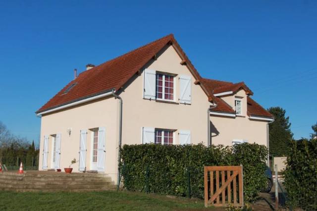 Vente - Maison - Montigny-le-Chartif - 190.00m² - 5 pièces - Ref : IZE.02