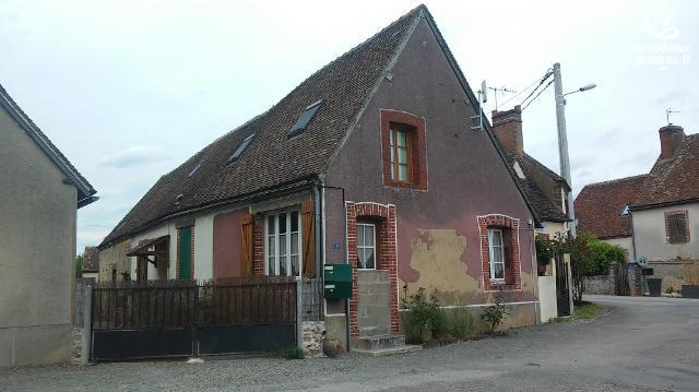 Vente - Maison - Frétigny - 110.00m² - 4 pièces - Ref : LE.06