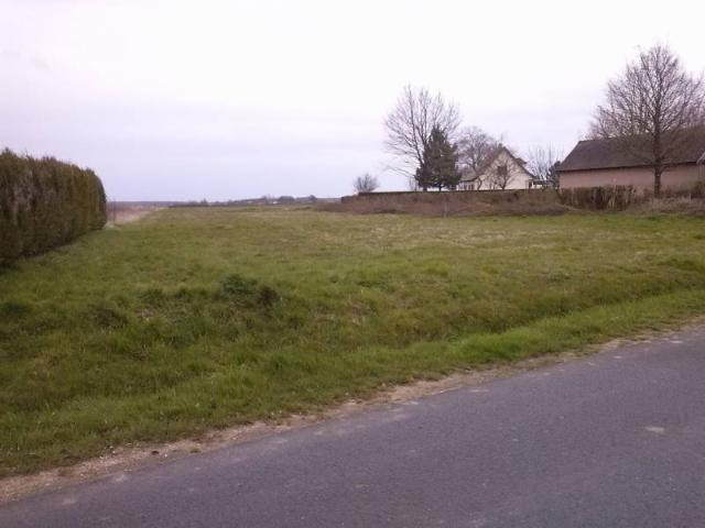 Vente - Terrain à bâtir - Happonvilliers - 1556.00m² - Ref : SAIN.01