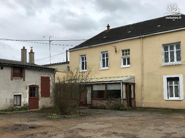 Vente - Maison - Sancheville - 175.00m² - 6 pièces - Ref : 28097/945