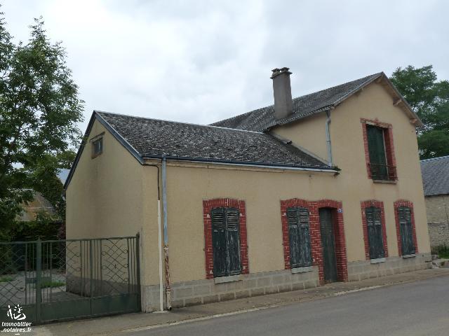 Vente - Maison / villa - COURBEHAYE - 110 m² - 5 pièces - CBO242