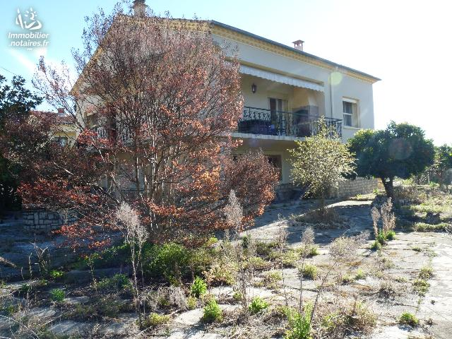 Vente - Maison - Calvisson - 164.00m² - 7 pièces - Ref : 104CE