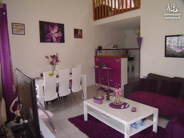 Location - Appartement - Saint-Geniès-de-Malgoirès - 2 pièces - Ref : locser