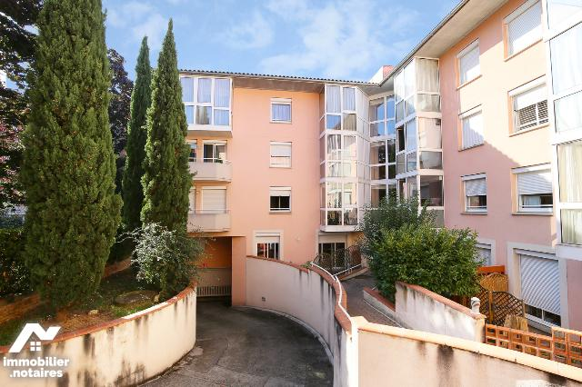 Vente Notariale Interactive - Appartement - Toulouse - 120.12m² - 4 pièces - Ref : VNITLSE270921