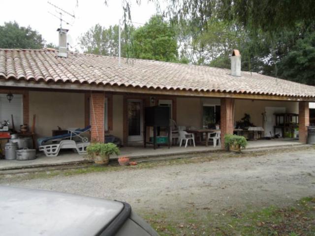 Vente - Maison / villa - CINTEGABELLE - 115 m² - 4 pièces - MA46