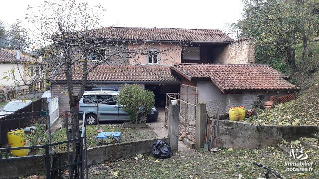 Vente - Maison - Saint-Gaudens - 140.00m² - 5 pièces - Ref : 461