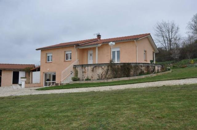 Vente - Maison - Boussens - 147.00m² - 5 pièces - Ref : JBGAL