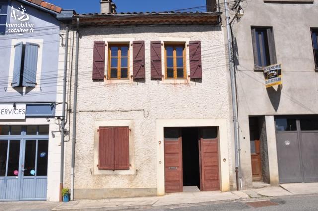 Vente - Maison - Aurignac - 80.00m² - 4 pièces - Ref : jbcan