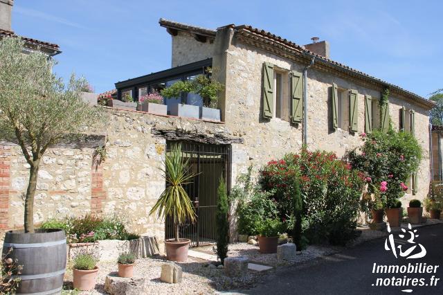 Vente - Maison - Cadeilhan - 190.00m² - 5 pièces - Ref : 171LCQ