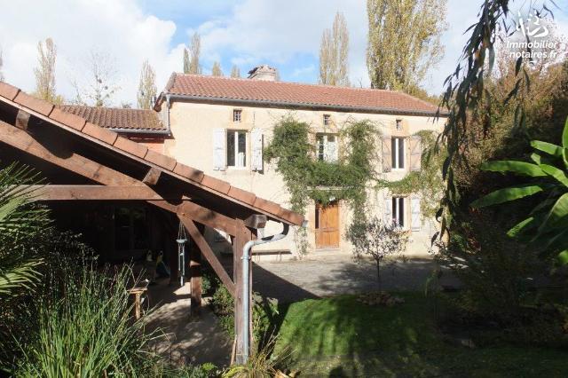 Vente - Maison - Miélan - 240.00m² - 11 pièces - Ref : CDP/1237