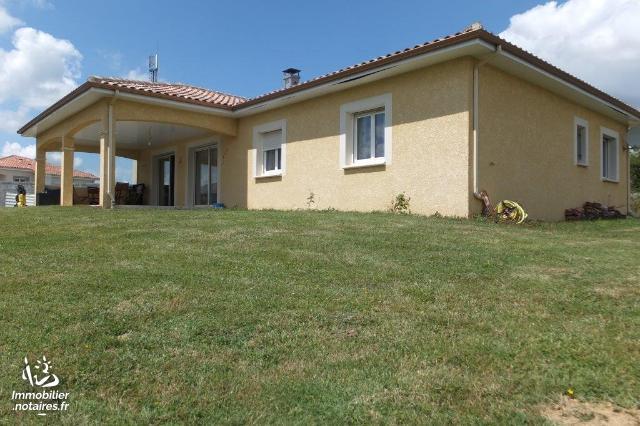Vente - Maison - Miélan - 124.00m² - 6 pièces - Ref : CDP/1401