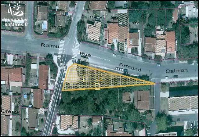 Enchères - Terrain - PESSAC - 963 m² - 161233vae085