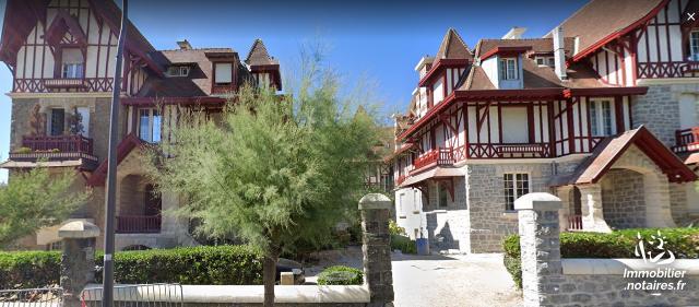 Vente aux Enchères - Appartement - Biarritz - 63.75m² - 3 pièces - Ref : 210133VAE006