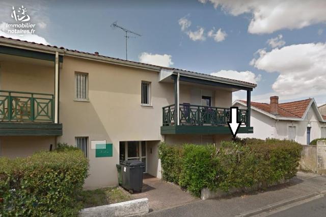Vente aux Enchères - Appartement - Talence - 24.34m² - 1 pièce - Ref : 180533vae028