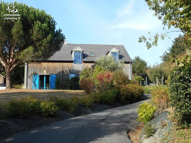 Vente - Maison - Montreuil-sous-Pérouse - 180.00m² - 7 pièces - Ref : 288200