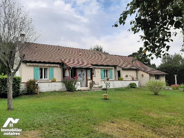 Vente - Maison - Saint-Benoît-du-Sault - 89.0m² - 6 pièces - Ref : STB/36/957
