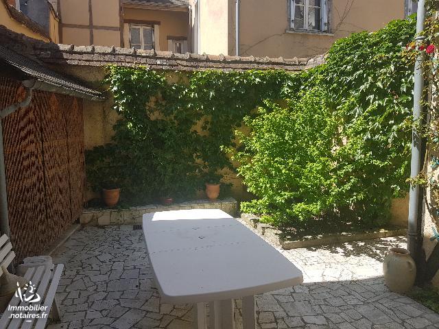 Location - Maison - Châteauroux - 89.00m² - 5 pièces - Ref : THIB