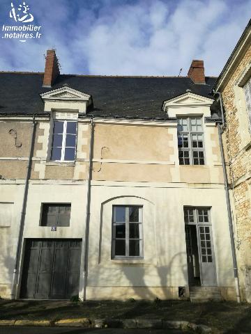 Vente - Maison / villa - RICHELIEU - 118 m² - 4 pièces - MAISON RICHELIEU