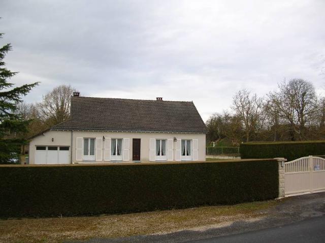 Vente - Maison - Petit-Pressigny - 122.00m² - 5 pièces - Ref : m27