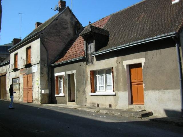 Vente - Maison - Celle-Guenand - Ref : M34