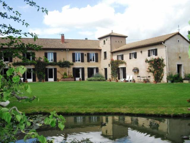 Vente - Maison / villa - LA CHAPELLE DE SURIEU - 412 m² - 12 pièces - plg