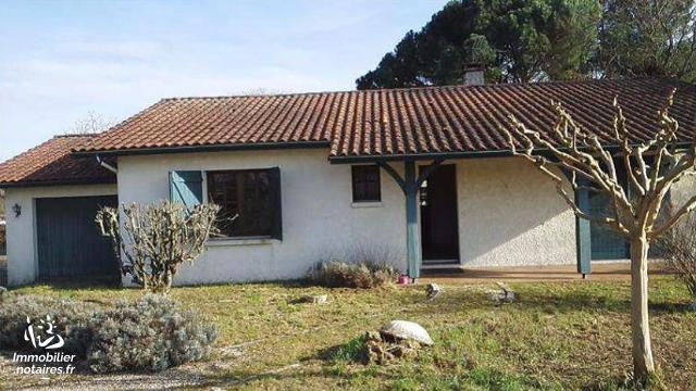 Vente Notariale Interactive - Maison - Sarbazan - 82.00m² - 4 pièces - Ref : 190333III004