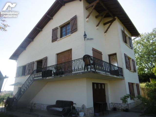 Vente - Maison - Baigts - 138.0m² - 8 pièces - Ref : 039/275